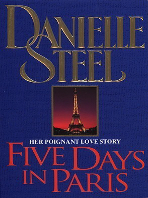 Five Days In Paris (eBook)